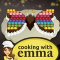 Butterfly Chocolate Cake – Cooking with Emma