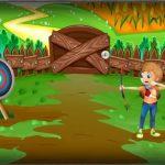 Amgel Archery Home Escape