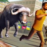 Angry Bull Attack Wild Hunt Simulator