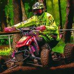 ATV Quad Bike Racing
