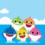 Baby Shark Coloring