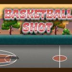 Basketball Shot one