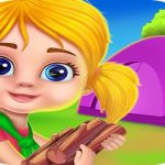 Camping Adventure Game – Family Road Trip Planner