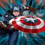 Captain America Disc