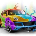 Cars Paint 3D Pro