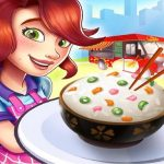 Chinese California Truck – Fast Food Cooking Game