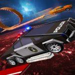 Cyber Truck Car Stunt Driving Simulator