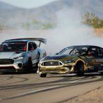 Drifting Mustang Car Puzzle