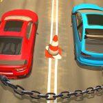 Dual Car Racing Games 3D
