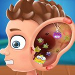 Ear doctor polyclinic – fun and free Hospital game