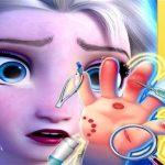 Elsa Hand Doctor – Fun Games for Girls Online