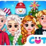 Frozen Princess Christmas Celebration