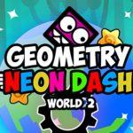 Geometry neon dash world 2