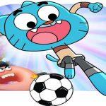 Gumball Soccer Game