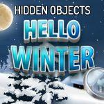 Hidden Objects Hello Winter