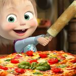 Masha Pizza Maker – Pizzeria