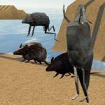 Mouse Race Islands
