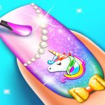 Nail Salon Manicure – Fashion Girl Game