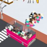 Overloaded Transport Bus Passagers