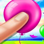 Pop the Balloons-Baby Balloon Popping Games online