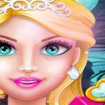 Princess Makeover Dress Up Game