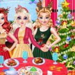 Princess Perfect Christmas Party Prep