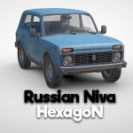 Russian Niva – Hexagon