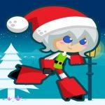 Santa Girl runner