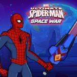 Spiderman Space War