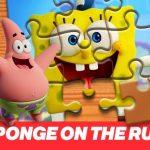 Sponge on the Run Jigsaw Puzzle