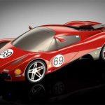 Super Cars Ferrari Puzzle