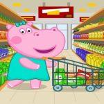 Supermarket: Shopping Games for Kids
