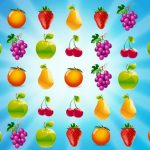 Sweet Candy Fruits