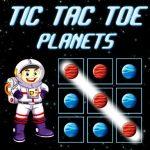 Tic Tac Toe Planets