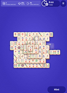 Image Solitaire Mahjong